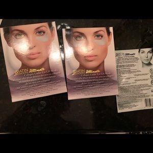 7 under eye masks